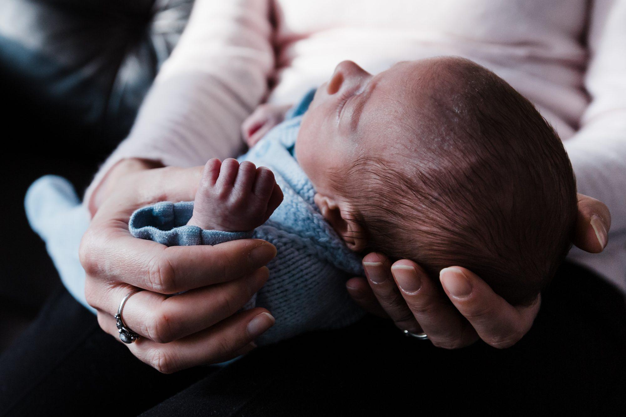 Newborn Photoshoot Worcester Park